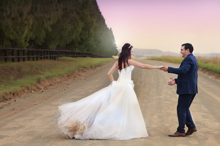 The Silver Sixpence Wedding Dullstroom